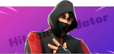 Epic Games Fortnite - RARE iKonik K-Pop Skin Set - Samsung S10+ Redemption