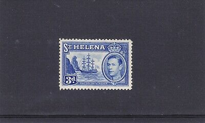 0295 British Colonies ( St Helena) 1938  MH Mi.102 top value set invisible hinge