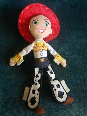Disney pixar toystory jesse soft doll cowgirl Excellent Condition