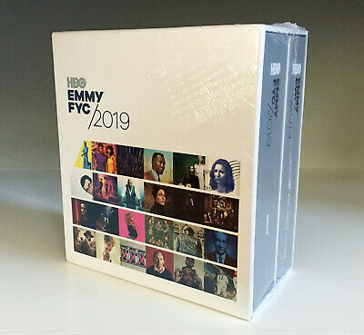SEALED! HBO Emmy FYC DVD Box Set 2019 Game of Thrones Chernobyl Deadwood + Code
