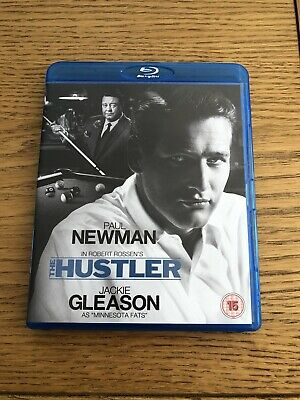 The Hustler blu ray (2011) Paul Newman