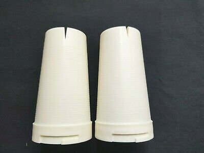 Brother Knitting Machine Parts Brother & Royal Super Jumbo Wool Winder Cones X2