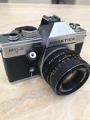 Vintage Praktica 35mm Camera