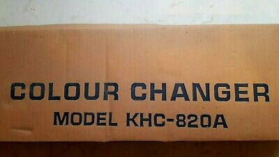 Brother Knitting Machine Parts Khc820A Khc-820A Single Bed Colour Changer Boxed