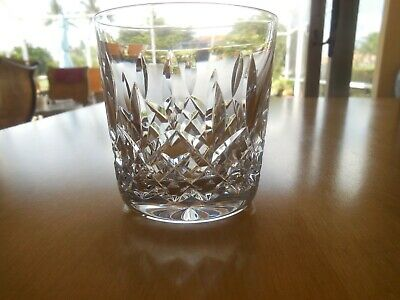Waterford Crystal Lismore Old Fashioned  Excellent Condition