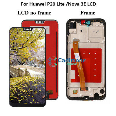 FOR HUAWEI Y6 II 2 CAM-L21 LCD Display Touch Screen Digitizer+Frame