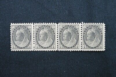 "Canada Stamp collection Queen Victoria ""Numeral"" issue Mint NG- Scott #74 CV$80"