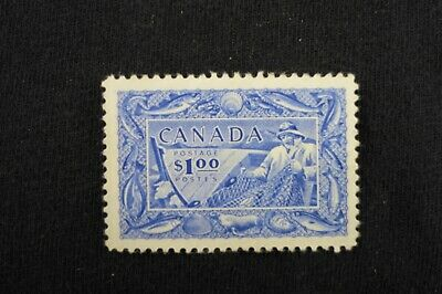 Canada Stamp collection Fishing Resources $1 Mint NG- Scott #302 CV$60 #1
