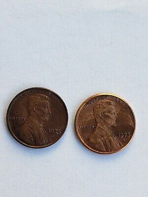 1973 D Double Die Lincoln Cent Penny