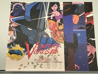 The Venture Brothers Season 6 Posters
