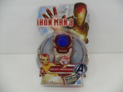 2012 Marvel Avengers Iron Man 3 ARC FX Repulsor Light and Sound Works