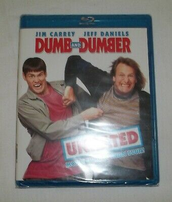 Dumb and Dumber Blu Ray (unrated)