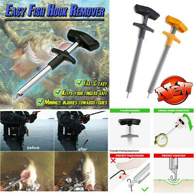 3COLOR Easy Fish Hook Remover Fishing Tool Minimizing The Injuries Tools Tackle