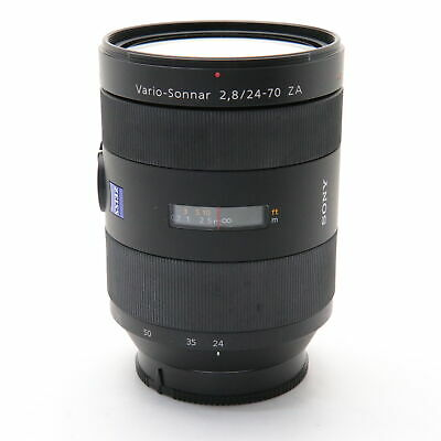 SONY Vario-Sonnar T*24-70mm F2.8 ZA SSM SAL2470Z (for SONY A mount) #223