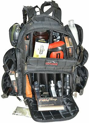 EXPLORER Backpack + Range Bag with Large Padded Deluxe Tactical Divider and 9...