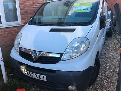 2007 Vauxhall Vivaro 2.0CDTi complete with m.o.t and warranty