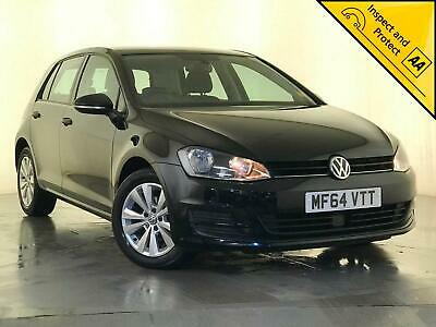 2014 Volkswagen Golf Se Bluemotion Tech Tdi Sa £20 Tax 1 Owner Service History
