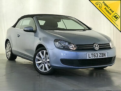 2013 Volkswagen Golf Se Bluemotion Tech Tdi Convertible 1 Owner Service History