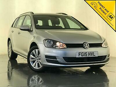 2015 Volkswagen Golf Se Bluemotion Tech Tdi £20 Road Tax 1 Owner Service History