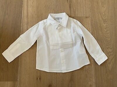 Dolce & Gabbana Baby Boy Boys White Shirt