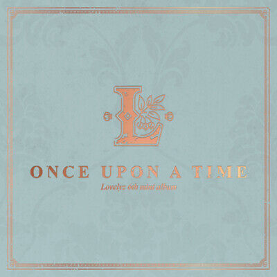 LOVELYZ - ONCE UPON A TIME [Limited ver.] CD+Photobook+Photocard+Poster