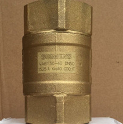 1PC New SIEMENS Threaded Water Pipe Valve VAI61.50-40