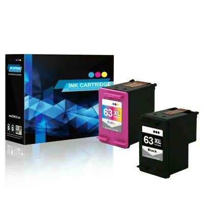 Combo Ink Cartridges for HP 63XL HP Deskjet 1110 1112 2130 3630 3632 3634 3636