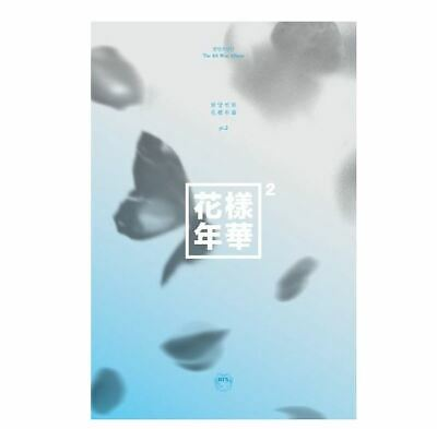 The Most Beautiful Moment In Life pt.2 by BTS The 4th Mini Album [Blue Ver.]