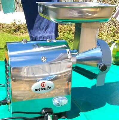 Metcalfe TMC Commercial Cheese Grater