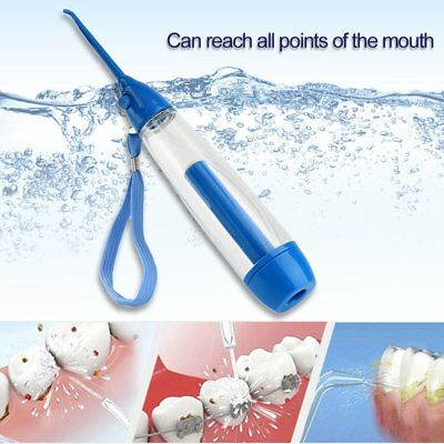 Dental Floss Oral Care Implement Flosser Irrigation Water Jet Tooth Cleaner AC