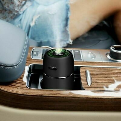 LED Ultrasonic Aroma Diffuser USB Car Home Air Purifier Essential Oil Humidifier