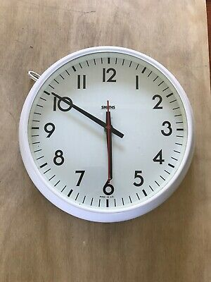 Smiths Vintage Wall Hanging Clock