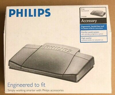 Philips LFH2320 Foot Control New