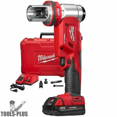 Milwaukee 2677-20 M18 FORCE LOGIC 6T Knockout Tool 2.0Ah Kit New