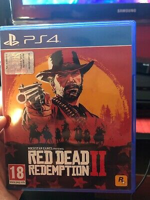 Red Dead Redemption 2 - PS4 Usato