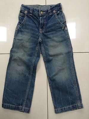 Boys Denim Jeans Aged 5 from Gap