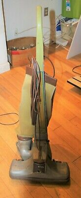 Vtg KIRBY Dual Sanitronic 80 Classic 1CR Upright Electric Vacuum Cleaner, Works!