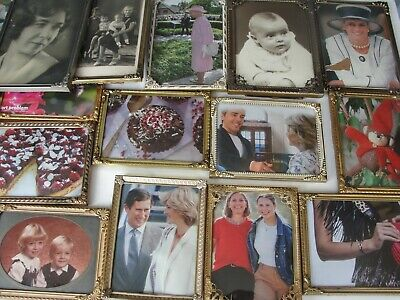 Old Picture Frame Vintage With Shape Glass