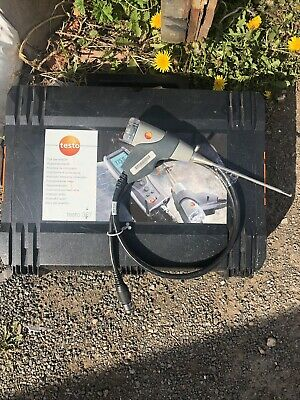 Testo 317 Case (Probe Not Included, But In Another Listing)