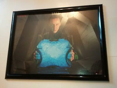 Thor Poster #61 FRAMED Movie Loki JotenheimChest Tom Hiddleston Avengers Endgame
