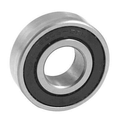 6202-2RS Shielded 15mm x 35mm x 11mm Deep Groove Ball Bearing S6D8