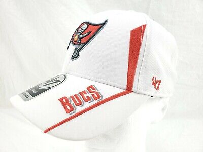 a27f37ab TAMPA BAY BUCCANEERS Hook and Loop Adjustable Cap/ Hat One Size fits ...
