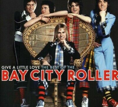 Bay City Rollers Give a Little Love The Best of 2 CD NEW