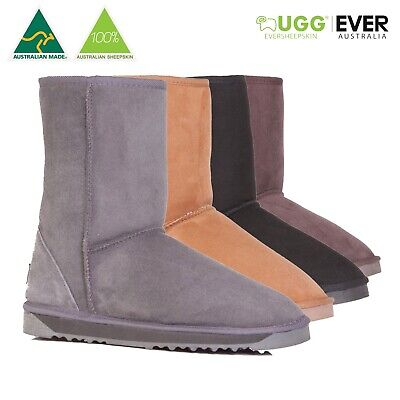 Ugg Boots Sheepskin Short Classic Outdoor Australian Mens Ladies Size 35-44 EU