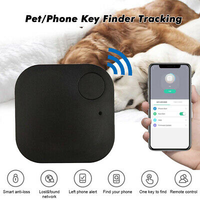 Smart Bluetooth4.0 Finder GPS Tracker Pet Child Wallet Key Finder Locators Alarm