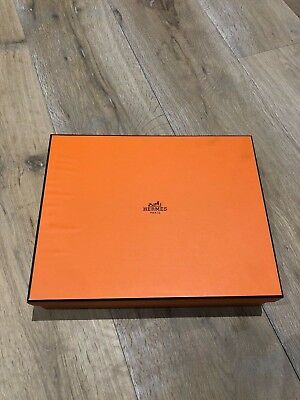 Hermes Orange Box