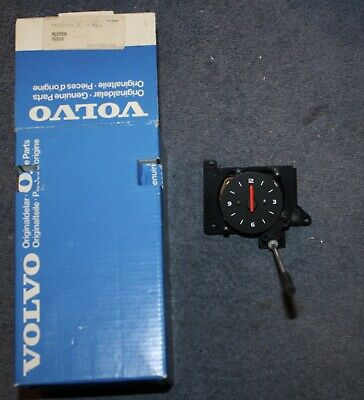 Volvo 760 Uhr 82/83 Instrument cluster clock NOS new old stock