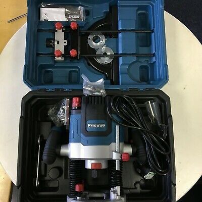 Powerful ERBAUER ROUTER ER2100 2100W 220-240V *SUPERB*