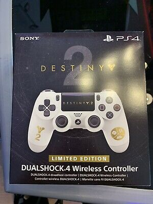 SONY PS4 Wireless Dualshock 4 Controller - Destiny 2 - V2 2017 Neustes Modell