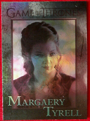 GAME OF THRONES - MARGAERY TYRELL - Season 4 - FOIL PARALLEL #53 Natalie Dormer